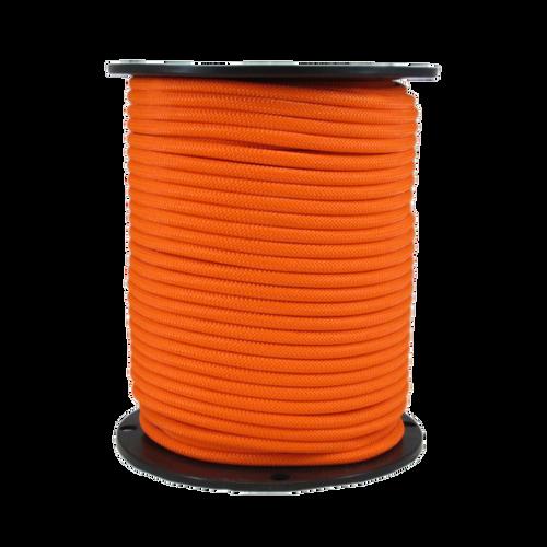 "5/16"" Bungee Shock Cord Polyester Neon Orange"