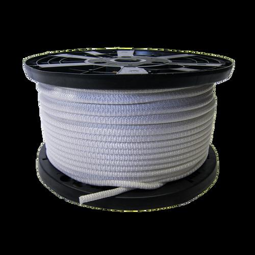 3/16″ Dacron Polyester Rope White