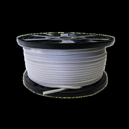 1/8″ Dacron Polyester Rope White
