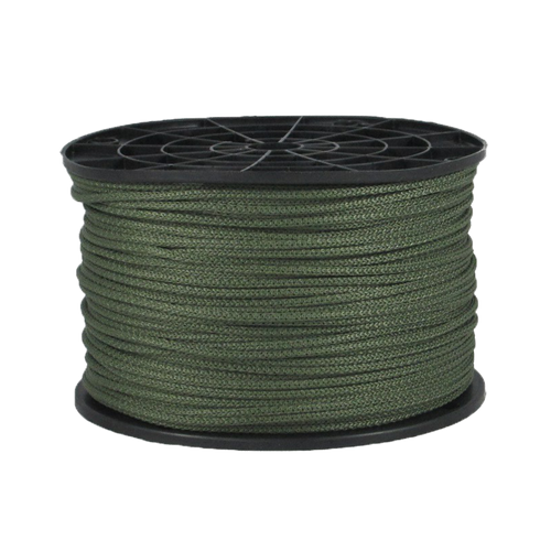 1/8″ Dacron Polyester Rope Hunter Green