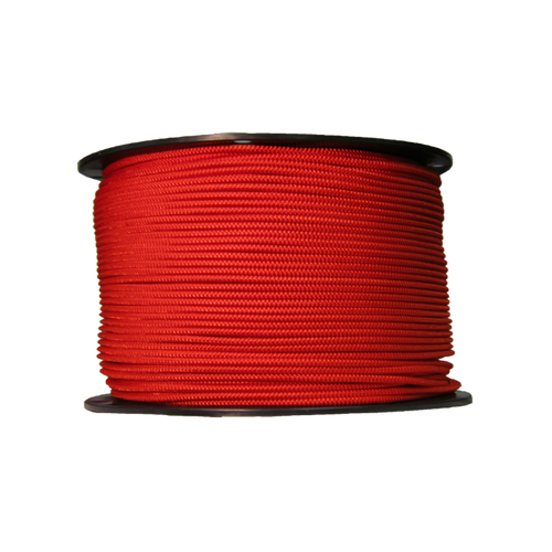 1/8″ Dacron Polyester Rope Red