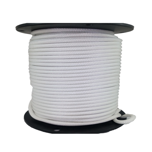 nylon rope white color