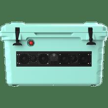 SHIVR-55-SFM   Wet Sounds SHIVR 55 Seafoam Bluetooth Soundbar Cooler