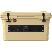 SHIVR-55-TAN   Wet Sounds SHIVR 55 Desert Tan Bluetooth Soundbar Cooler