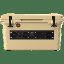 SHIVR-55-TAN | Wet Sounds SHIVR-55 Desert Tan Bluetooth® Soundbar Cooler