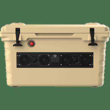 SHIVR-55-TAN   Wet Sounds SHIVR-55 Desert Tan Bluetooth Soundbar Cooler