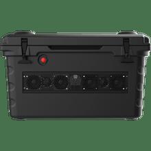 SHIVR-55-BLK   Wet Sounds SHIVR 55 Black Bluetooth Soundbar Cooler