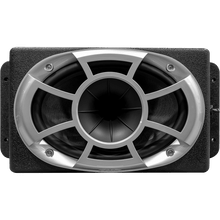 Wet Sounds | Revolution Series 6x9 HLCD With Surface Mountable Roto-Mold Enclosure + Grill - Black