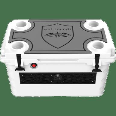 SHIVR 55 GS Top Kit Grey over Black   Gator Step Foam-Traction Kit (Cooler Sold Separately)