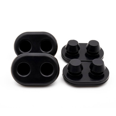 PT-SHIVR-55-FEET | Wet Sounds Replacement Feet for SHIVR Coolers