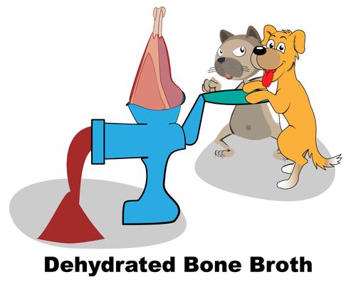Bone Broth Dehydrated