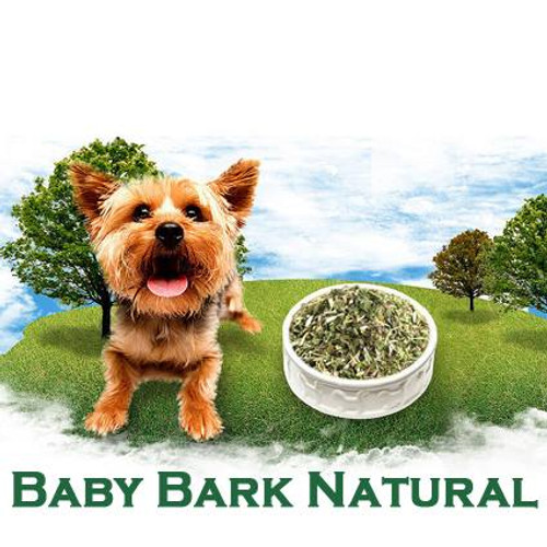 Baby Bark Natural - Grain Free
