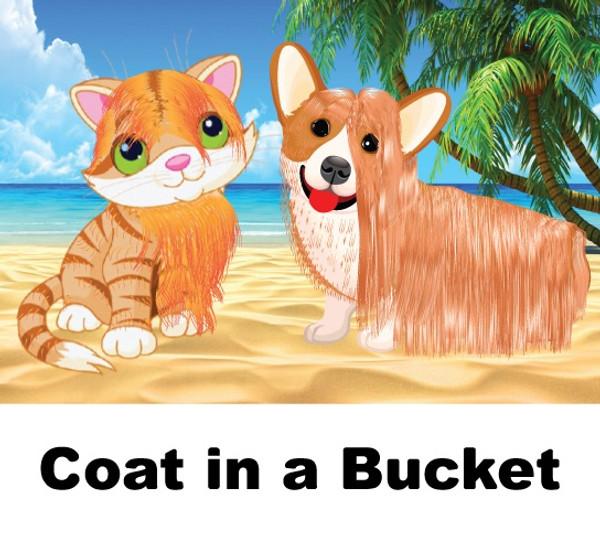 Coat in a Bucket