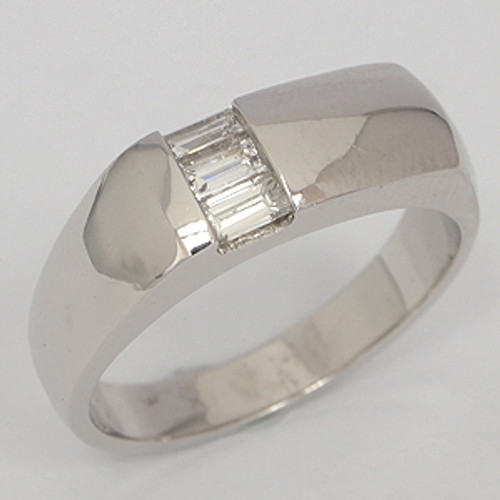 Men's Diamond Wedding Band diawb163
