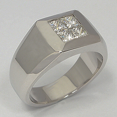 Men's Diamond Wedding Band diawb162