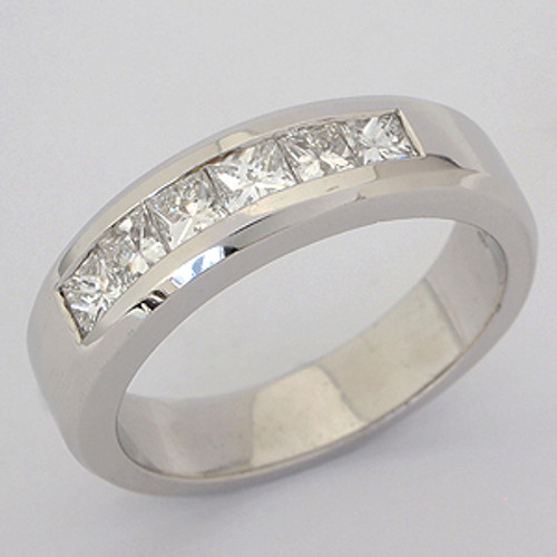 Men's Diamond Wedding Band diawb142
