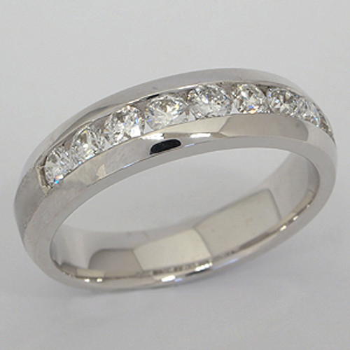 Men's Diamond Wedding Band diawb139