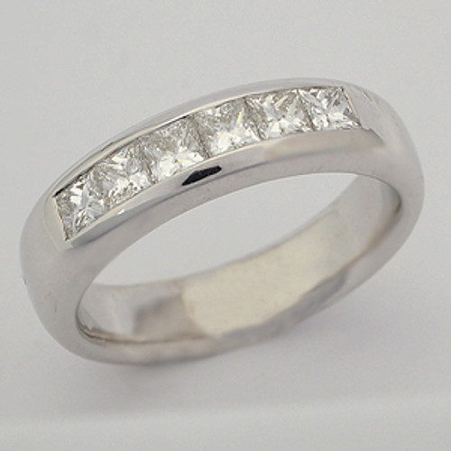 Men's Diamond Wedding Band diawb132