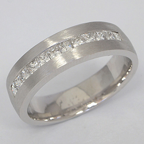 Men's Diamond Wedding Band diawb102