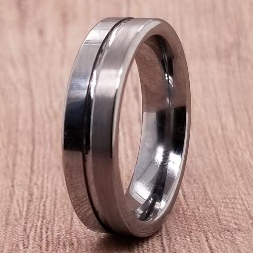 Tungsten Wedding Band tung156