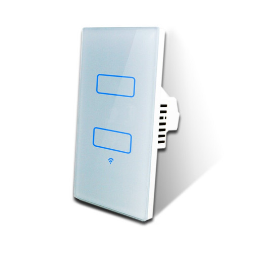 CTEC WiFi Light Switch Two-Gang