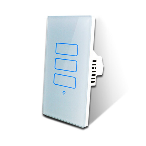 CTEC WiFi Light Switch Three-Gang