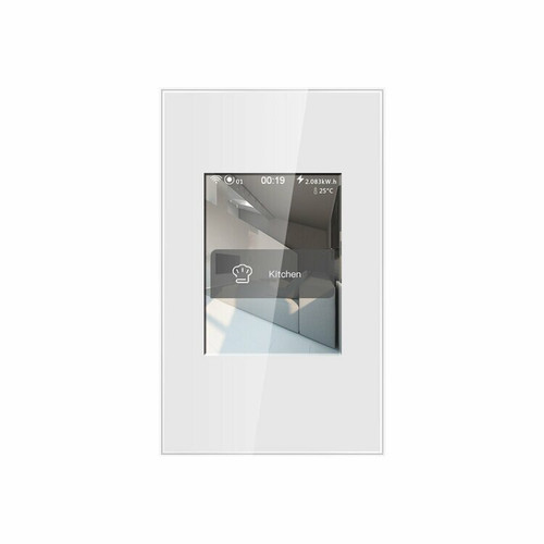 CTEC LCD 5 in 1 Smart Switch Homekit Compatible