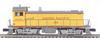 MTH Premier UP S-2  switcher, 3 rail, P2.0