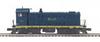 MTH Premier B&O S-2  switcher, 3 rail, Non powered