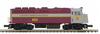 MTH Premier Canadian American F-40 diesels, power and non-powered units,  3 rail, P2.0