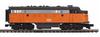MTH Premier  B&LE F-7A  diesel, 3 rail, w/Sound and smoke. proto 3.0