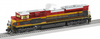 Lionel 85053 KCS SD-70ACe diesel engine, 3 rail