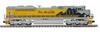MTH Premier Rio Grande SD-70ACe  diesel, 3 rail, P3.0