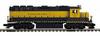 MTH Premier NYSW GP-40  diesel, 3 rail, P3.0