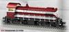 Lionel Legacy Susquehanna Alco S-4 switcher, 3 rail