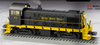 Lionel Legacy Nickel Plate Road Alco S-4 switcher, 3 rail