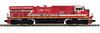 MTH Premier  CSX   1st responders ES-44AC , 2 rail, Proto 3.0, DCC