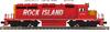 MTH Premier Rock Island SD-40 , 3 rail, P3.0