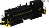 Williams PRR  NW-2  diesel, 3 rail, horn and bell