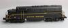 Williams WM BL-2   diesel, 3 rail, horn and bell