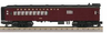 MTH Railking almost scale PRR Doodlebug, 3 rail, powered, horn and bell. Like new condition