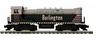 MTH Premier Burlington (CB&Q) VO-1000  switcher, 3 rail, P3.0