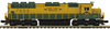 MTH Premier Reading SD-45, 2 rail, Proto 3.0, DCC