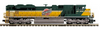 MTH Premier CNW  (UP heritage) SD70ACe, 3 rail, P3.0