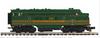 MTH Premier  Maine Central  F-3A  diesel, 2 rail, DC, DCC. proto 3.0