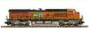 Pre-order for MTH Premier BNSF 25th Aniversare  ES-44AC , 2 rail, Proto 3.0, DCC