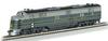Williams B&O E-7 A-A diesels , 3 rail, conventional operation