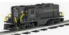 Williams PRR GP-9  diesel, 3 rail, conventional operation