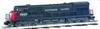 Williams SP  U33C   diesel, 3 rail, conventional operation