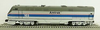 Williams Amtrak P42 Genesis  diesel, 3 rail, conventional operation